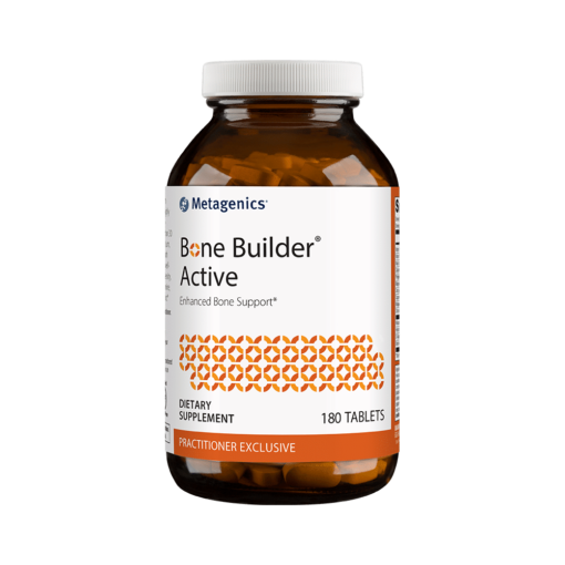 Bone Builder® Active provides bone health support with microcrystalline hydroxyapatite concentrate (MCHC), a highly absorbable crystalline compound that ...