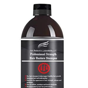 PROFESSIONAL STRENGTH HAIR RESTORE SHAMPOO